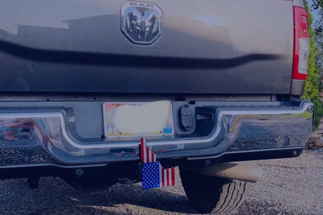 custom hitch covers Idaho